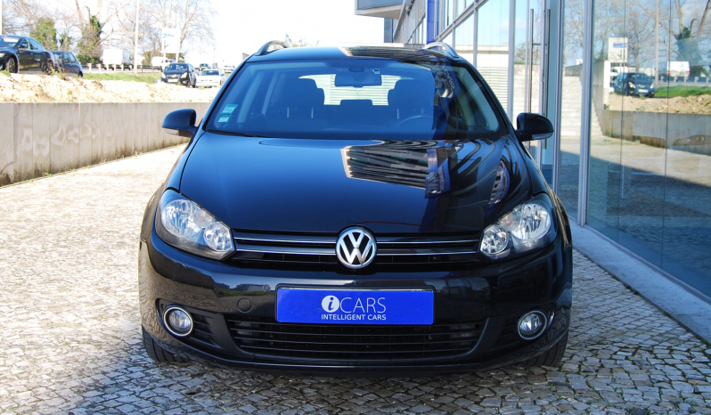 Volkswagen Golf Variant Highline cheio