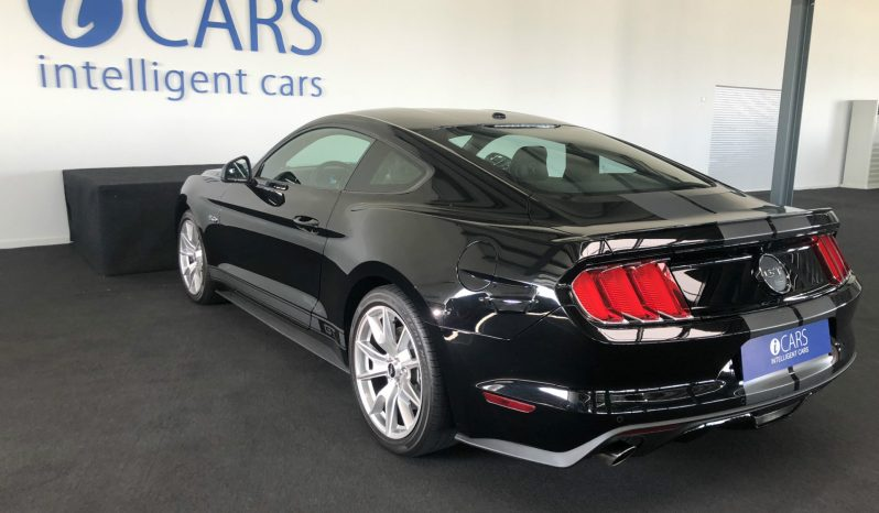 Ford Mustang 5.0 GT Edition cheio