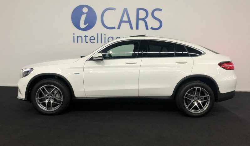 Mercedes-Benz GLC 350 Coupe cheio