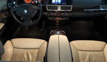 BMW 730 Soft Close cheio