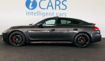 Porsche Panamera H Soft Close cheio